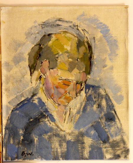 1940tal porträtt