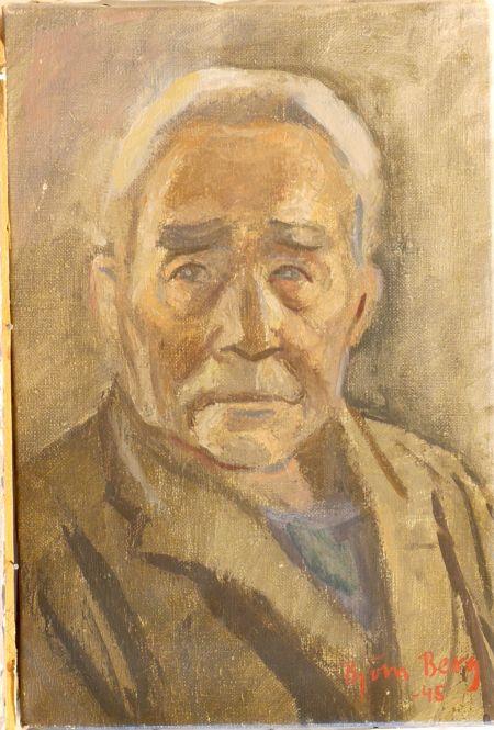 1945 Porträtt