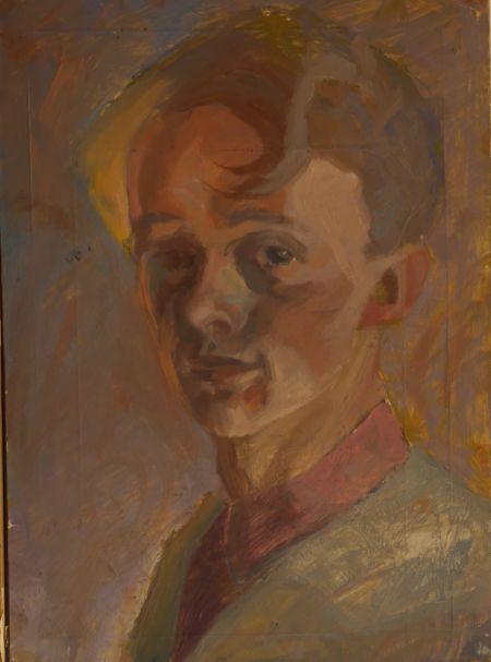 1940tal Sture porträtt