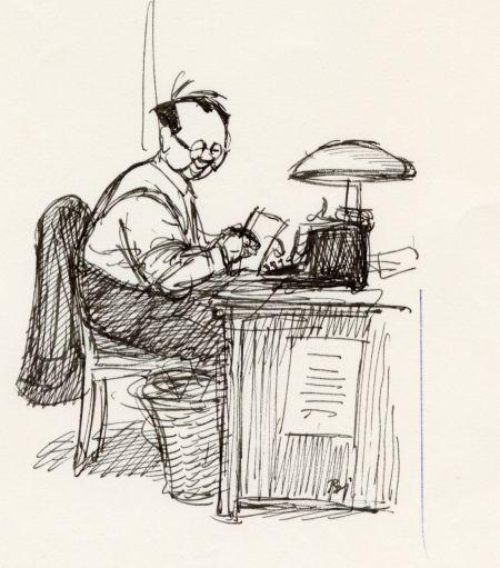 1962 DN redaktören