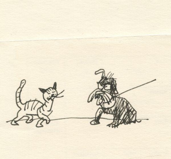 1996 katt och hund