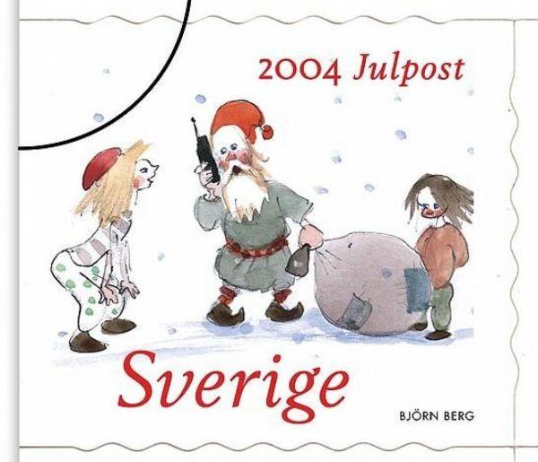 Julpost 2004