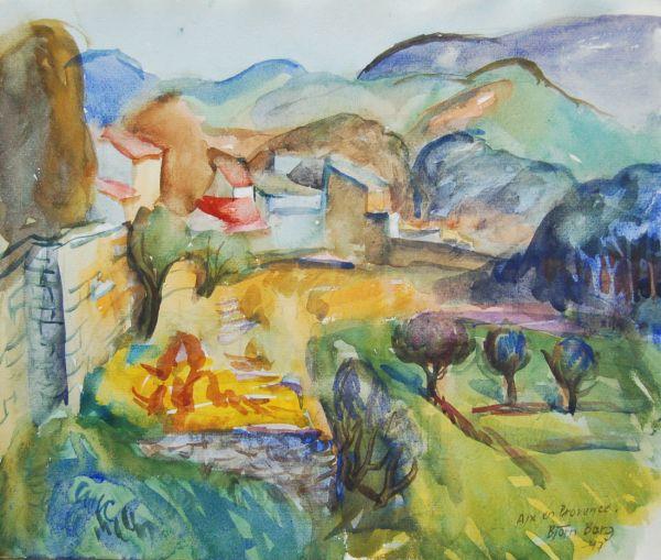 Aix en Provence 1947