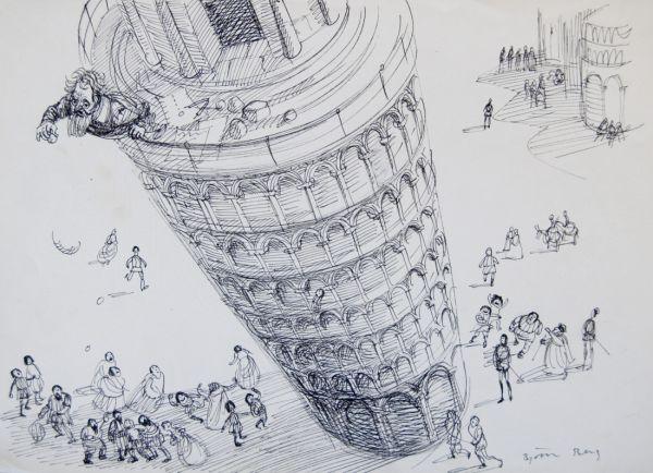 Pisa  och Gallileo