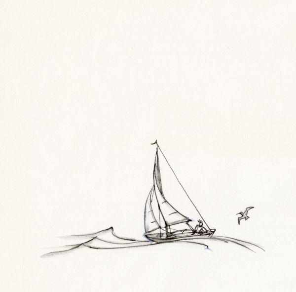 Kosta 1968 seglare