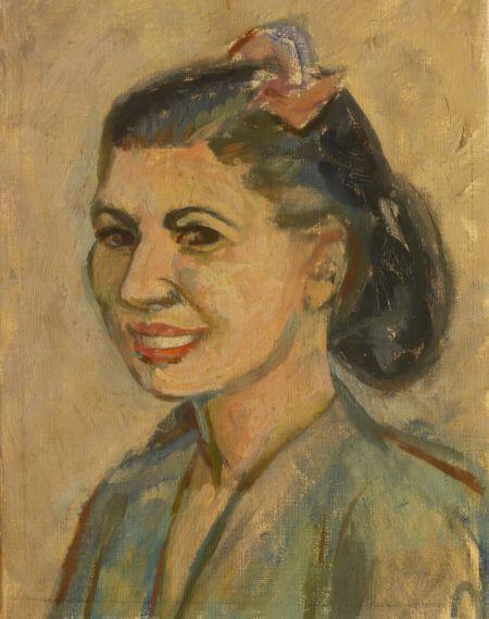 1948 porträtt Frankrike