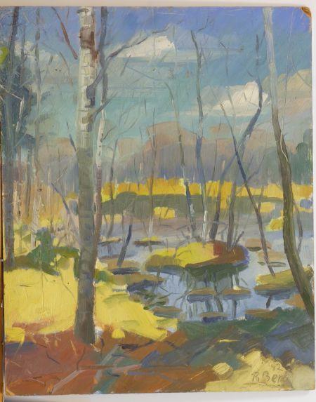 1942 Ekebysjön, Djursholm