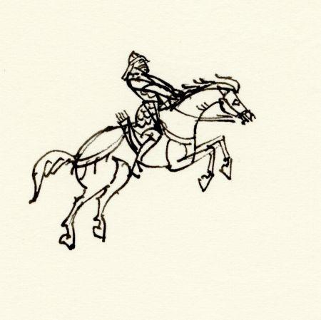 Byzans hästbilder hopp