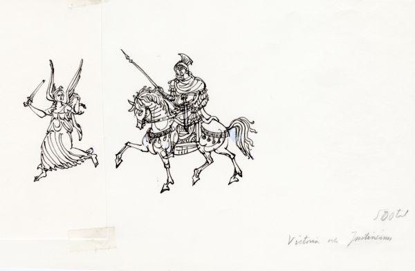 Byzans Victoria och Cladius