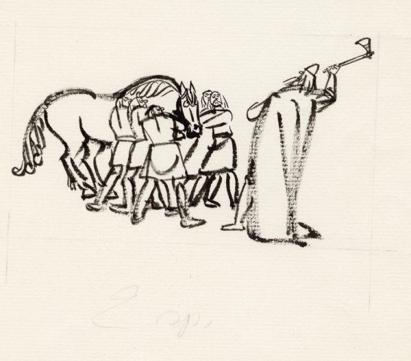 1962 DN hästblot