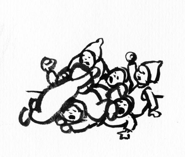 1996 barn i bråk