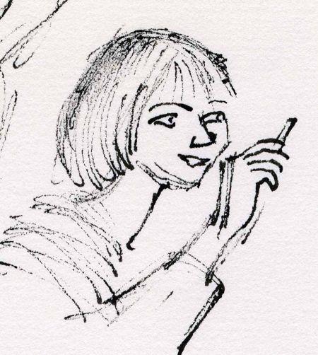 1980 Paris brasserie1008låda65kuvert