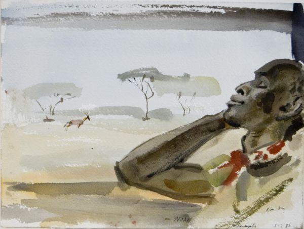 Afrika, Tanzania 1983