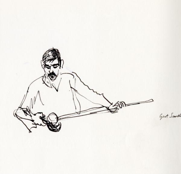 Kosta Gert Smith 1968, glasblåsaremästare